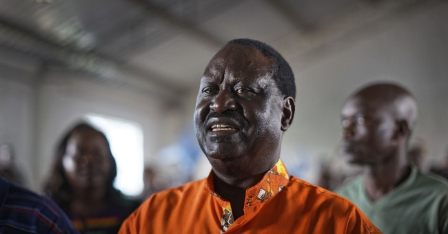 Kenyan official says opposition leaders incited riots