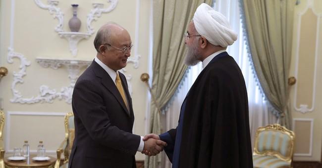Iran asks UN nuclear chief to confirm it still follows deal
