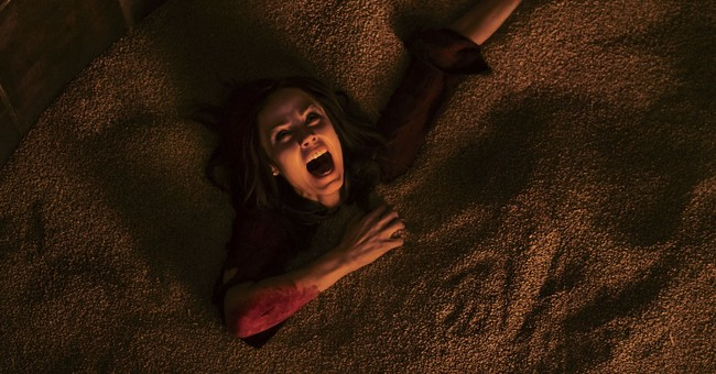 Box office top 20: 'Jigsaw' is no. 1, Clooney film flops