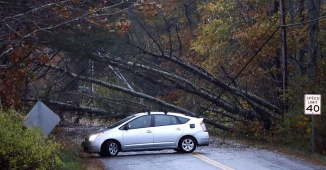 Northeast struggling to recover from powerful storm