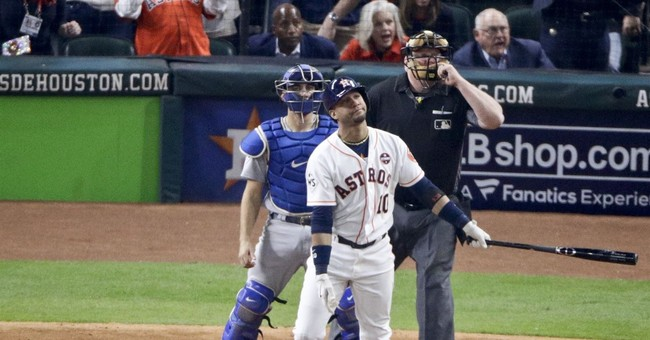 Astros, Dodgers set Series HR record amid juiced ball buzz