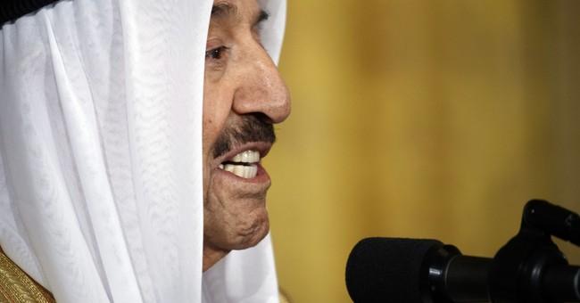Kuwait's ruling emir orders Cabinet dissolved amid turmoil
