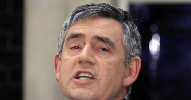 British ex-prime minister describes vision emergency