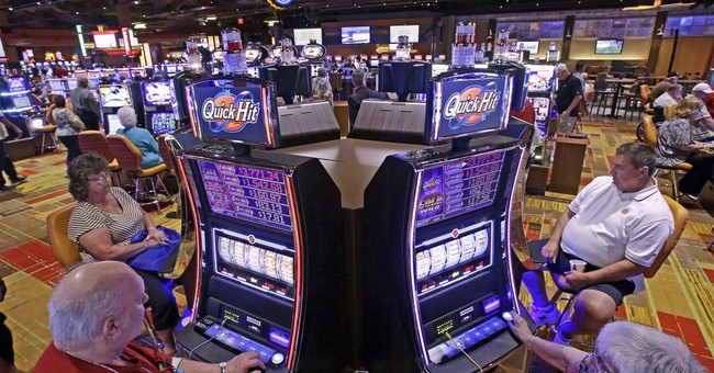 Pennsylvania collects 1st $1 million under new gambling law