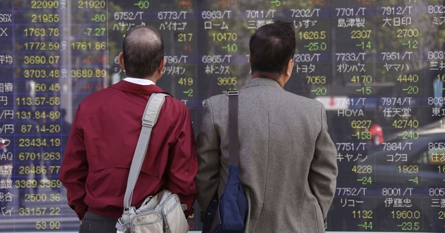 Asian shares mixed after Wall St pull-back, weak China data