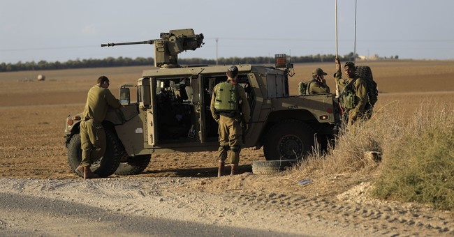 Gaza tunnel into Israel discovered and detonated