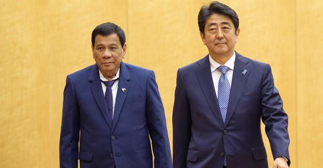 Japan offers Duterte aid for rebuilding, fighting terrorism