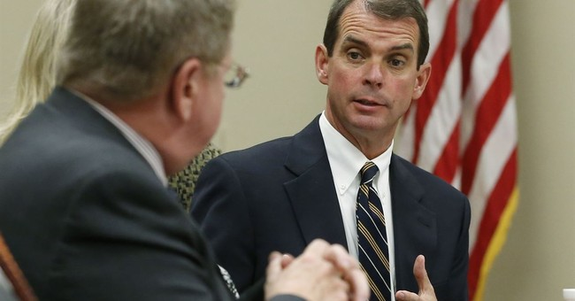 Oklahoma health chief resigns over fiscal mismanagement