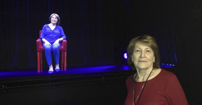 New tech, 3-D holograms preserve Holocaust survivor stories