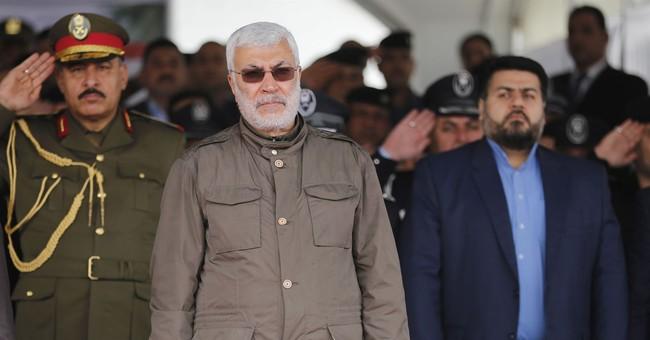 Iraqi militia commander brushes off US call to disband