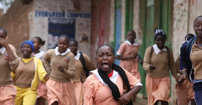 The Latest: Kenyan president expects challenges to his win
