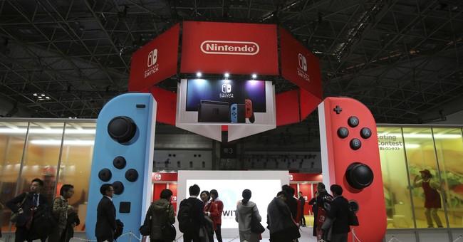 Switch helps Nintendo half-year net profit soar 35 percent