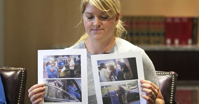 Utah nurse settles over rough arrest caught on video