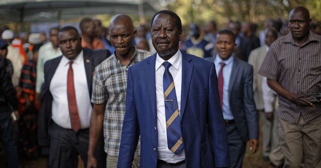 Kenyan lawmakers call for peace in tense rural area