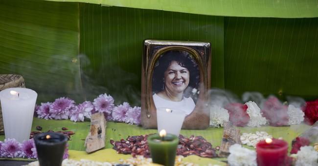 Report: Coordinated plot to murder Honduran activist Caceres
