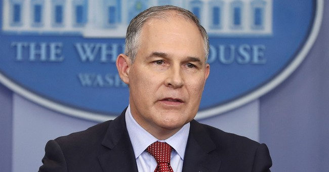 Pruitt guts EPA science panels, will appoint new members