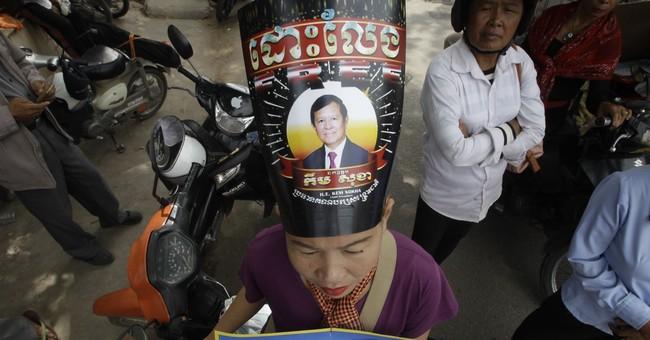 Cambodia court denies bail for jailed opposition leader