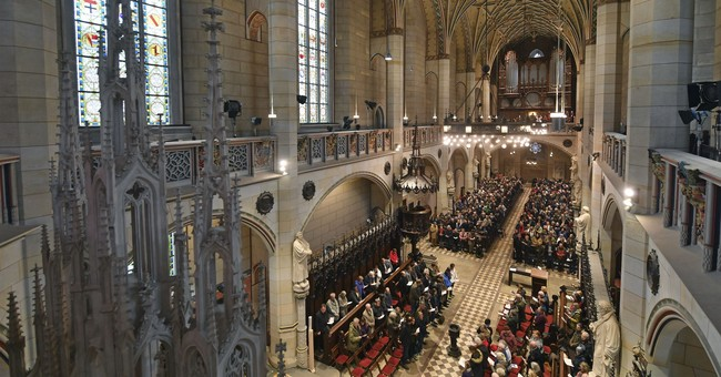 Germany marks 500th anniversary of Martin Luther's challenge