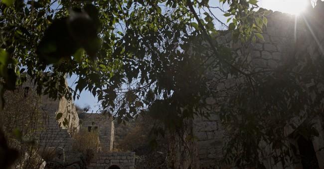 Palestinian 'Pompeii' in Jerusalem could face demolition