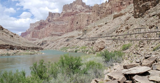 The Latest: Tribe nixes plan to build tram in Grand Canyon