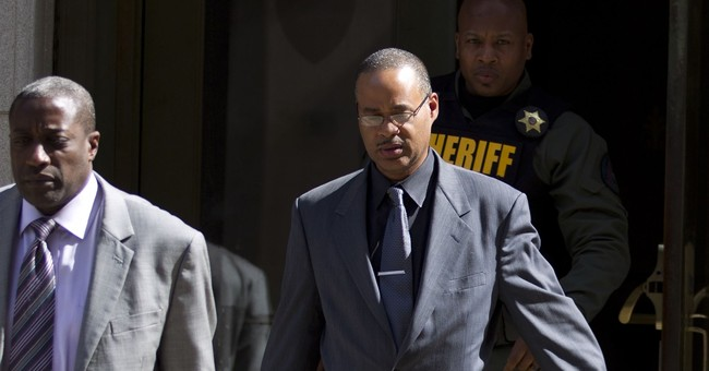 The Latest: Forensic pathologist testifies in police hearing