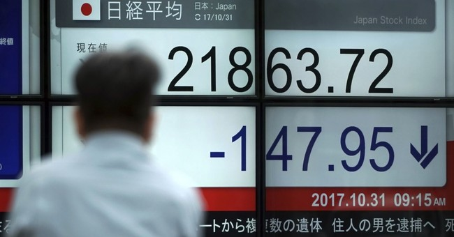 World shares mixed after Wall St pull-back, weak China data