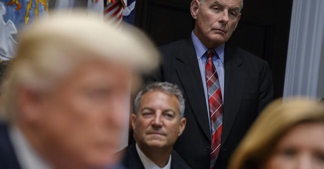 Trump's chief of staff slowly revealing himself