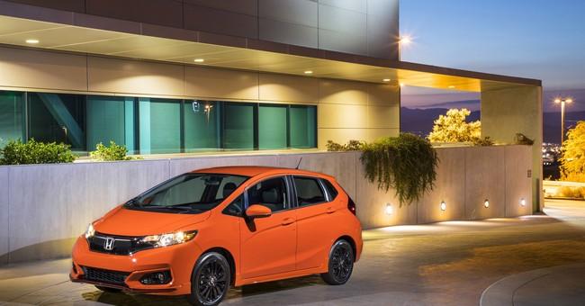 Edmunds compares Honda Fit and Kia Rio