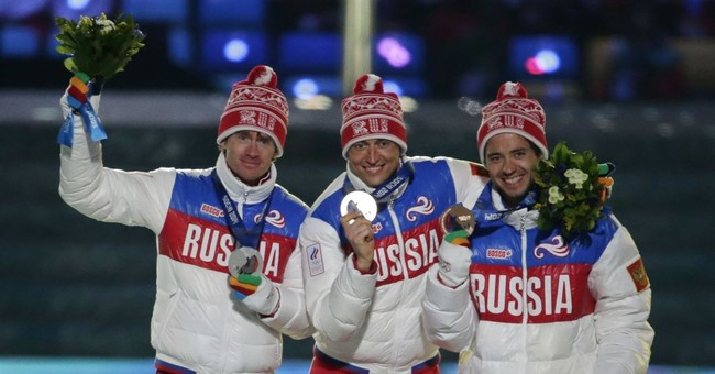 Russian gold medalist disqualified for Sochi Olympics doping