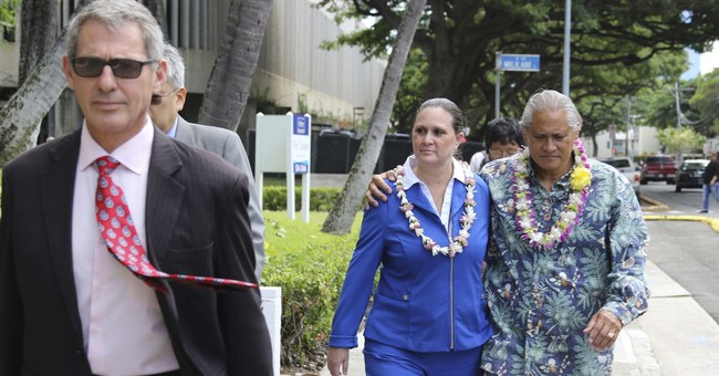 Honolulu officers plead not guilty in corruption case
