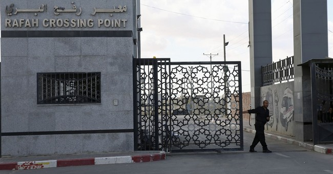 In key step, Hamas gives up control of Gaza border crossings
