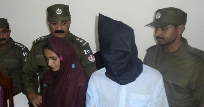 Pakistani police arrest aunt in family poisoning case