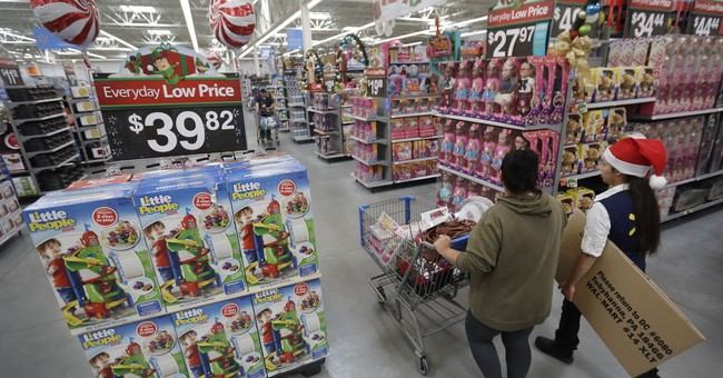 Walmart hopes to make stores livelier for the holidays
