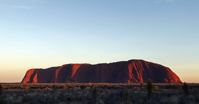 Climbing to be banned on sacred red rock formation Uluru