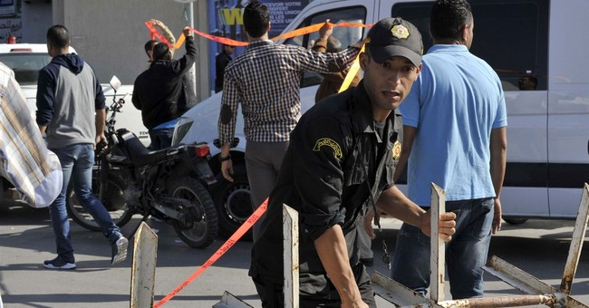 Tunisian policeman dies after stabbing by suspected radical