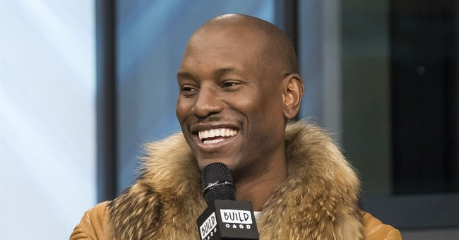 Tyrese says he's OK after crying in Facebook video