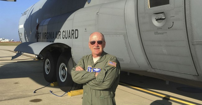 Air National Guard frequent flyer to war zones
