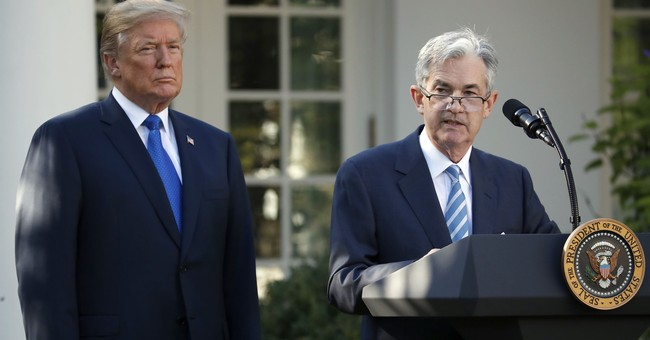 Trump nominates Jerome Powell to be next Fed chairman