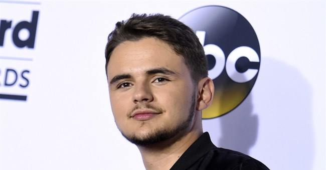 Rep: Prince Jackson suffers knee injury in traffic accident