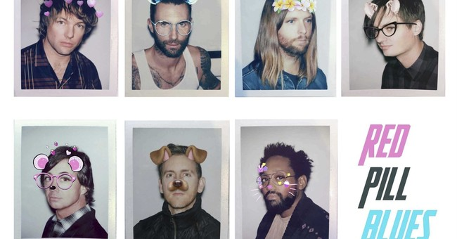 Review: Maroon 5 absolutely sparkle on 'Red Pill Blues'