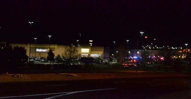 3 killed in Colorado Walmart shooting; suspect sought