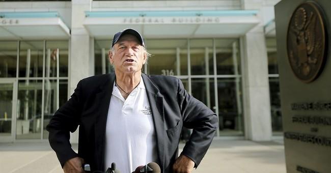 Settlement pending in Ventura's case against 'Sniper' author