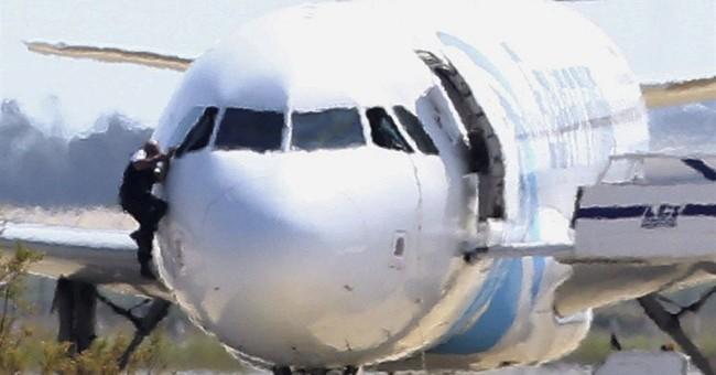 Lawyer: EU blocks Egyptian hijacker's extradition