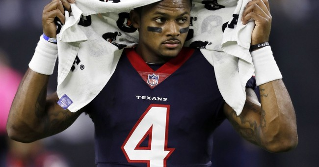AP sources: Texans QB Watson out for season with ACL tear