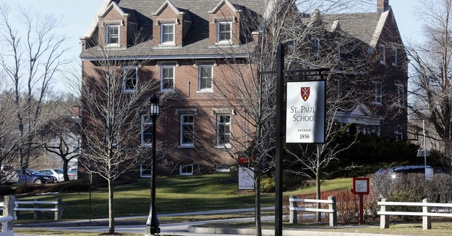 Correction: Prep School-Sexual Abuse story