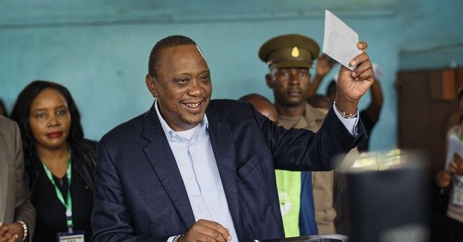 Election dramas exhaust Kenya, where democracy is challenged