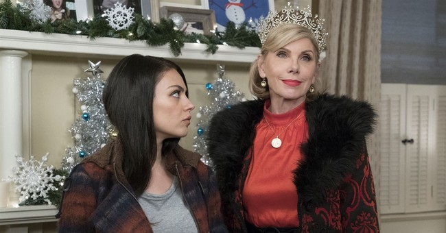 Review: 'A Bad Moms Christmas' tastes like a stale chestnut