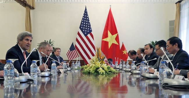 Official: Vietnam hoping for revised Pacific Rim trade pact