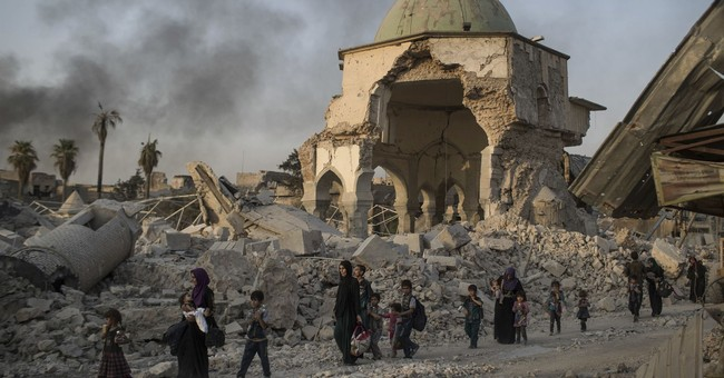 UN report: IS committed 'serious' crimes amid Mosul campaign