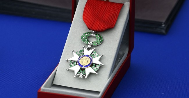 France tightens rules to award the Legion of Honor